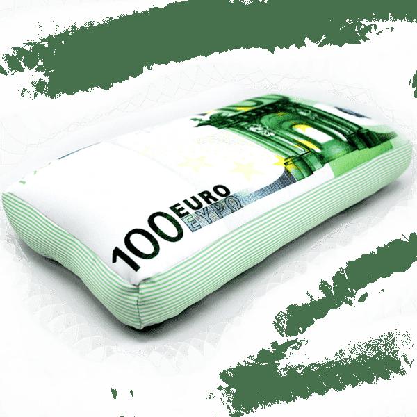 Подушка Игрушка 100 евроИгрушки Антистресс <br><br>