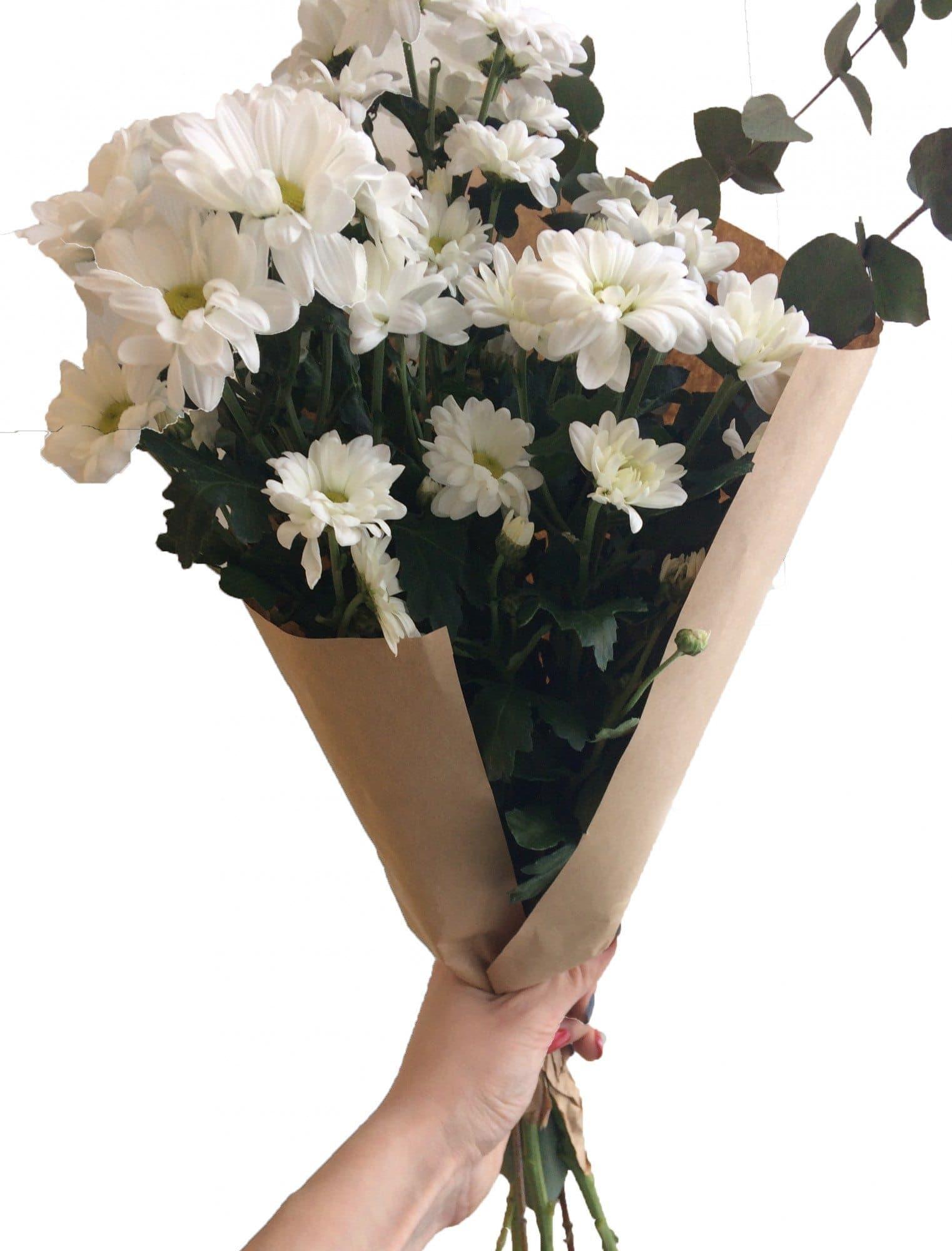 Букет из хризантем. Цвет на выборКорпоративные 8 марта<br><br>