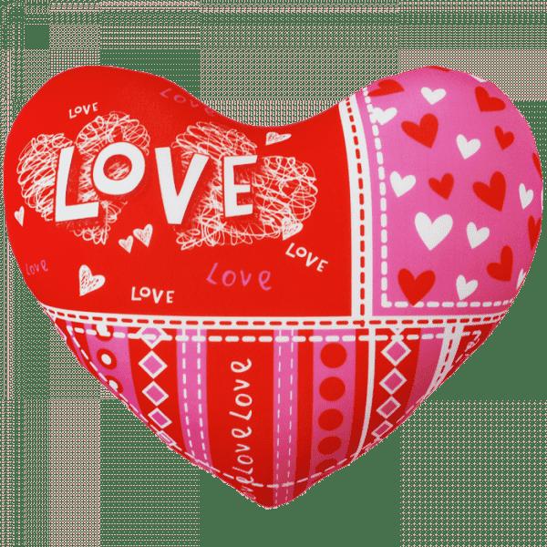 Купить со скидкой Подушка Игрушка Сердце