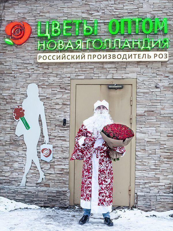 Вход в магазин цветов Спб