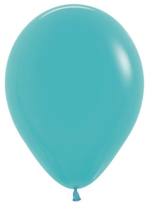 Воздушный шар голубойВоздушные шарики<br>Воздушный шар из латекса яркого цвета на выбор. Примерный диаметр 28 см. Летающий шарик с гелием обрадует как юного, так и взрослого именинника. Закажите шарики в подарок к букету или мягкой игрушке - подарите близким радость.<br>
