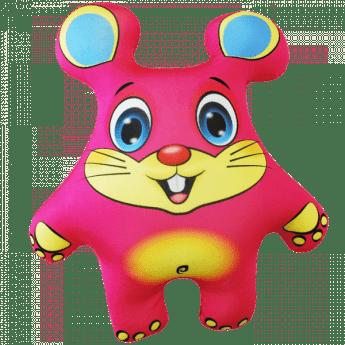 Игрушка Мышь розоваяИгрушки Антистресс <br><br>