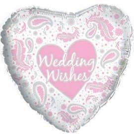 Воздушный шар сердце СвадебныйВоздушные шарики<br><br>