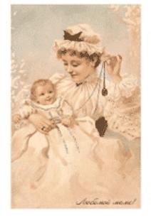 Открытка с мамой №14Большие открытки 100 руб.<br><br>