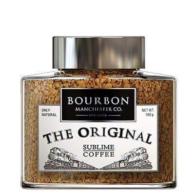 Кофе растворимый Bourbon the Original